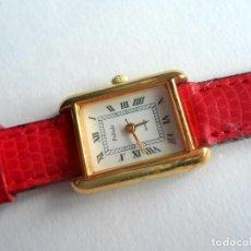 Relojes: RELOJ MUJER MARCA PRELUDE - AÑOS 80 - CUARZO - FUNCIONA. Lote 101682131