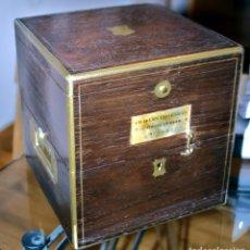 Relojes: CHRONOMETER MARINE CHARLES FRODSHAM, AÑO 1870. Lote 102126767