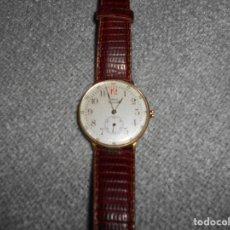 Relojes: RELOJ PIERRE DENILL AÑOS 70 CUERDA CORREA LAGARTO. Lote 102354091