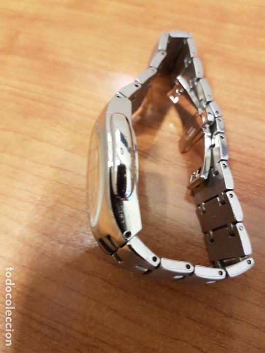 Relojes: Reloj caballero marca KALTER acero cronografo 100 metros de cuarzo, correa de acero original - Foto 20 - 102378647