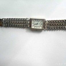 Relojes: RELOJ MUJER - MARCA SOLO - CUARZO - AÑOS 80 - FUNCIONA. Lote 102418759