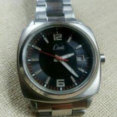 Relojes: RELOJ DE CABALLERO LIMIT. VINTAGE. RETRO.. Lote 102426019
