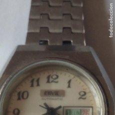 Relojes: RELOJ ERVIL FUNCIONANDO DE SEÑORA. Lote 102441451