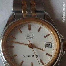 Relojes: RELOJ SEÑORA Q&Q FUNCIONANDO. Lote 102441739