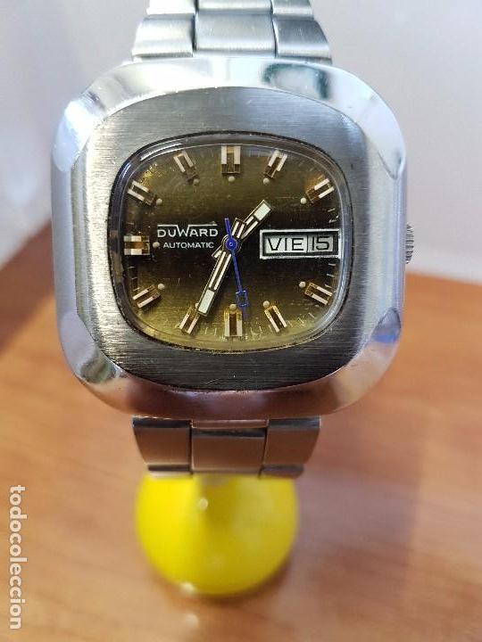 ad9c3f71ee9f Reloj caballero (vintage) duward automático ace - Vendido en Venta ...