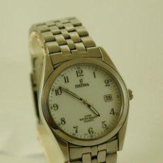 Relojes: FESTINA QUARTZ FUNCIONANDO 36MM TODO ORIGINAL. Lote 102664843