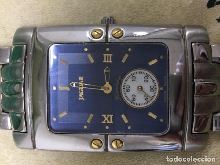 reloj jaguar friendship j-282 en acero completo - verkauft in