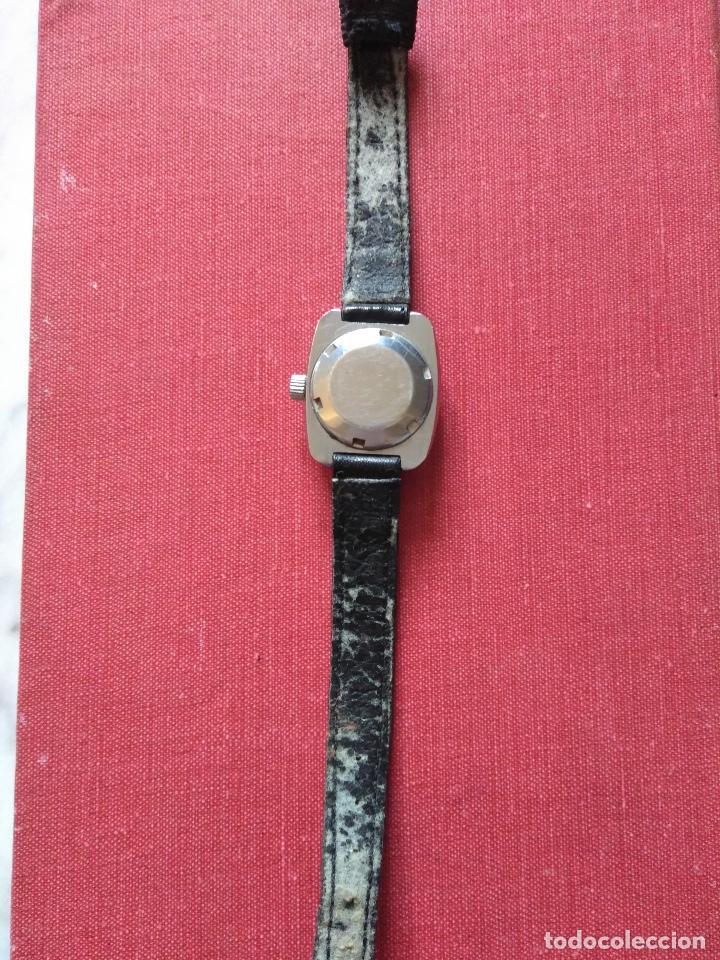 Relojes: ANTIGUO RELOJ DUWARD AUTOMATICO 100 M DE SEÑORA. FUNCIONANDO. - Foto 2 - 103110439