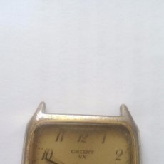 Relojes: RELOJ DE PULSERA ORIENT VX - QUARTZ - NÚMEROS EN ESFERA. Lote 103409891