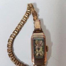 Relojes: RELOJ DE NIÑO ( METAL PLAQUÉ OR LAMINÉ GDR -22179 ). Lote 103411439