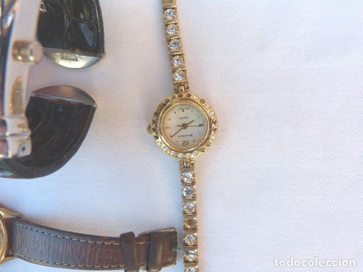 Relojes: Lote de 10 relojes usados,¡SIN FUNCIONAR! - Foto 3 - 103749079