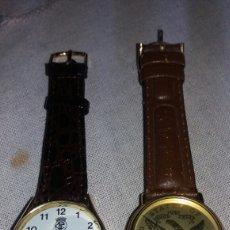 Relojes: LOTE DE 2 RELOJES MAQUINARIA SUIZA Y JAPONESA. Lote 109141019