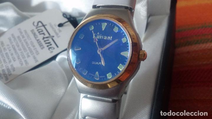 Relojes: Botito set de reloj y gafas, stock de tienda, valorado en su día en 250 dorales, ideal regalo navite - Foto 11 - 103998531