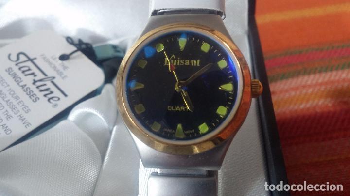 Relojes: Botito set de reloj y gafas, stock de tienda, valorado en su día en 250 dorales, ideal regalo navite - Foto 12 - 103998531