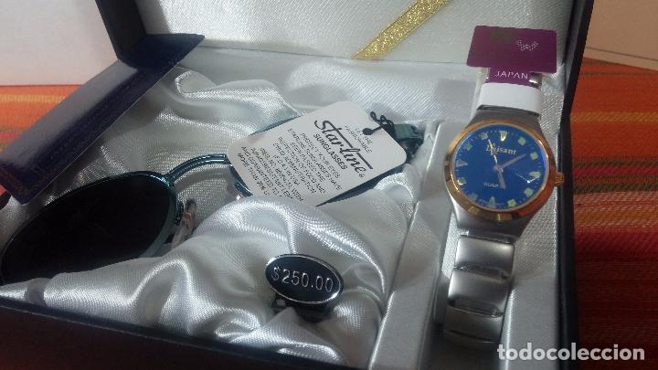 Relojes: Botito set de reloj y gafas, stock de tienda, valorado en su día en 250 dorales, ideal regalo navite - Foto 14 - 103998531