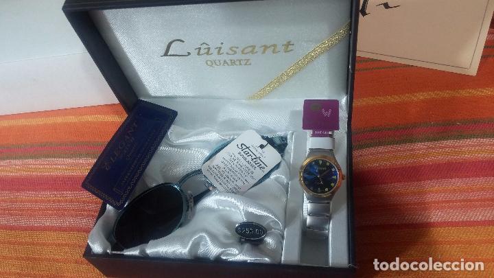 Relojes: Botito set de reloj y gafas, stock de tienda, valorado en su día en 250 dorales, ideal regalo navite - Foto 15 - 103998531