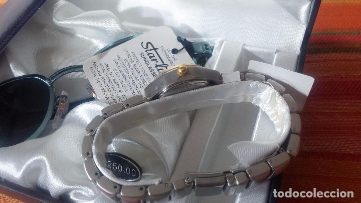 Relojes: Botito set de reloj y gafas, stock de tienda, valorado en su día en 250 dorales, ideal regalo navite - Foto 17 - 103998531