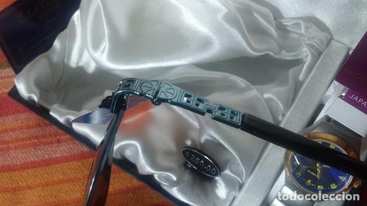 Relojes: Botito set de reloj y gafas, stock de tienda, valorado en su día en 250 dorales, ideal regalo navite - Foto 30 - 103998531