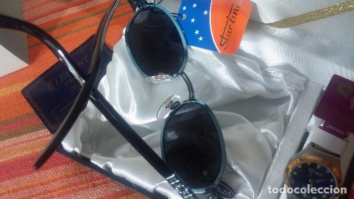 Relojes: Botito set de reloj y gafas, stock de tienda, valorado en su día en 250 dorales, ideal regalo navite - Foto 35 - 103998531