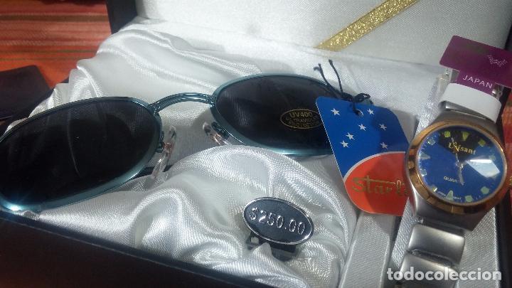 Relojes: Botito set de reloj y gafas, stock de tienda, valorado en su día en 250 dorales, ideal regalo navite - Foto 42 - 103998531