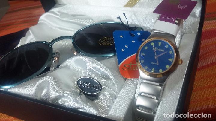 Relojes: Botito set de reloj y gafas, stock de tienda, valorado en su día en 250 dorales, ideal regalo navite - Foto 43 - 103998531