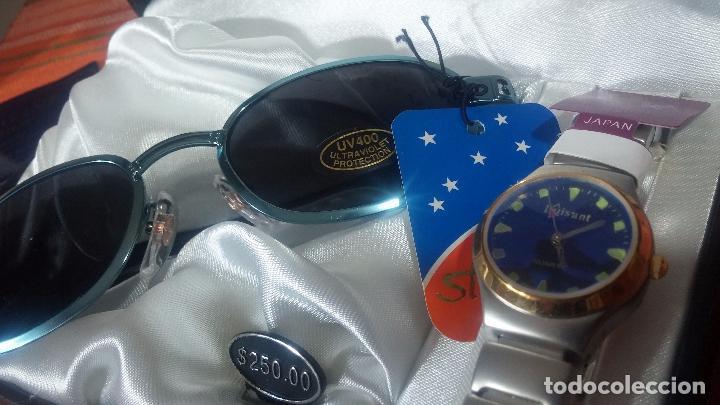 Relojes: Botito set de reloj y gafas, stock de tienda, valorado en su día en 250 dorales, ideal regalo navite - Foto 44 - 103998531