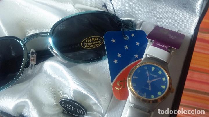 Relojes: Botito set de reloj y gafas, stock de tienda, valorado en su día en 250 dorales, ideal regalo navite - Foto 53 - 103998531