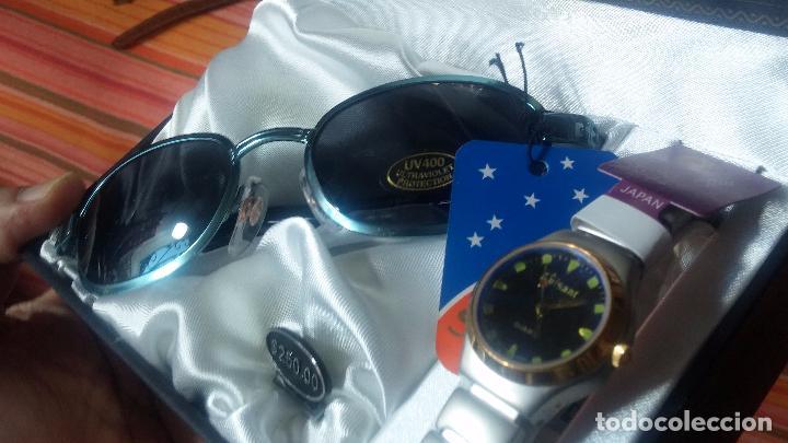 Relojes: Botito set de reloj y gafas, stock de tienda, valorado en su día en 250 dorales, ideal regalo navite - Foto 54 - 103998531