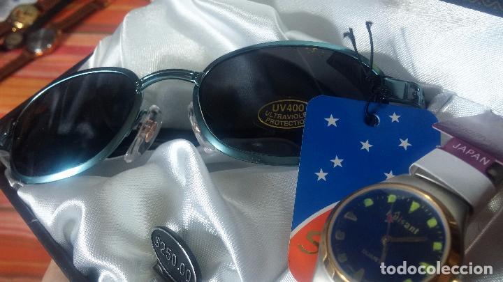 Relojes: Botito set de reloj y gafas, stock de tienda, valorado en su día en 250 dorales, ideal regalo navite - Foto 55 - 103998531
