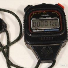 Relojes: CRONOMETRO PROFESIONAL CASIO HS 10W RESISTENTE AL AGUA 50M . Lote 106117856