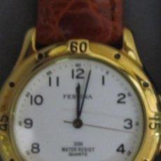 Relojes: RELOJ CHAPADO EN ORO EN SU CAJA FESTINA. Lote 104270267