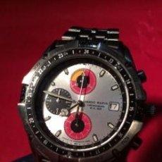 Relojes: RELOJ ORIENT WATCH !! ACERO !! CHRONOGRAPH - AÑOS 90 ¡ NUEVO !. Lote 104394051