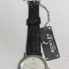 Relojes: RELOJ NOWLEY DE CUARZO. Lote 104802827