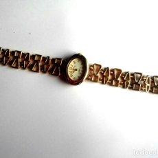 Relojes: RELOJ DE MUJER LOUIS VALENTIN - CUARZO - WATER RESISTANT - FUNCIONANDO. Lote 104953755