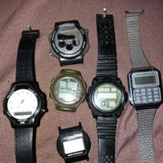 Relojes: LOTE DE RELOJES. Lote 105893399