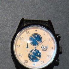 Relojes: RELOJ - G & B. Lote 105939439