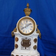 Relojes: RELOJ EN PORCELANA, LUXUS, REAL ACADEMIA DE FARMACIA - LABORATORIOS CINFA, S.A. VER FOTOS! SM. Lote 106998327