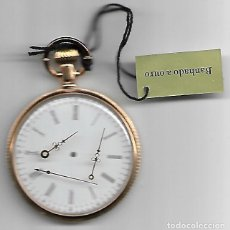 Relojes: RELOJES DE COLECCION DE BOLSILLO DE PILAS ES NECESARIO COLOCAR LAS MANILLAS. Lote 107066199