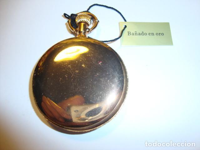 Relojes: RELOJES DE COLECCION DE BOLSILLO DE PILAS ES NECESARIO COLOCAR LAS MANILLAS - Foto 2 - 107066199