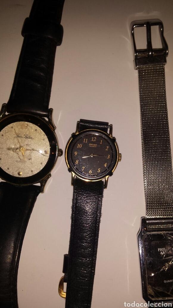 Relojes: Reloj lote - Foto 2 - 107360346