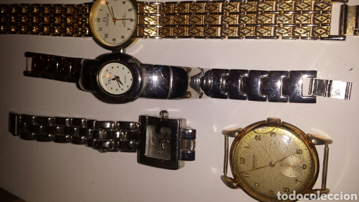 Relojes: Reloj lote - Foto 4 - 107360346