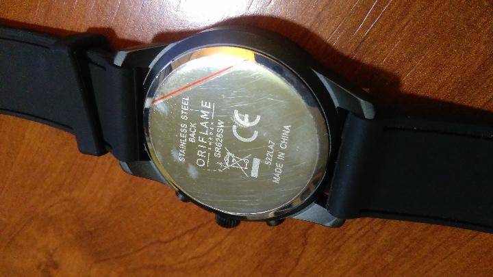 Relojes: Reloj de cuarzo nuevo, a estrenar. 42 mm diámetro. Con instrucciones y caja. - Foto 8 - 58158947