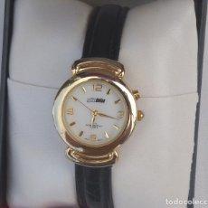 Relojes: RELOJ QUARTZ BUEN ESTADO MARCA GLOBLU. Lote 107610127