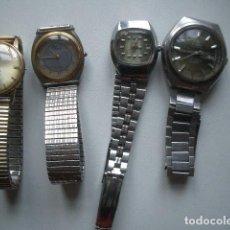 Relojes: LOTE DE RELOJES PARA PIEZAS VER FOTOS. . Lote 107636467