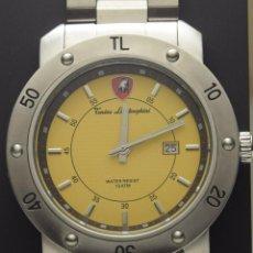 Relojes: RELOJ LAMBORGHINI ACERO. Lote 107666423