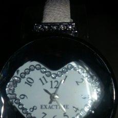 Relojes: RELOJ DE SEÑORA EXACTIME QUARTZ NUEVO. Lote 107772144