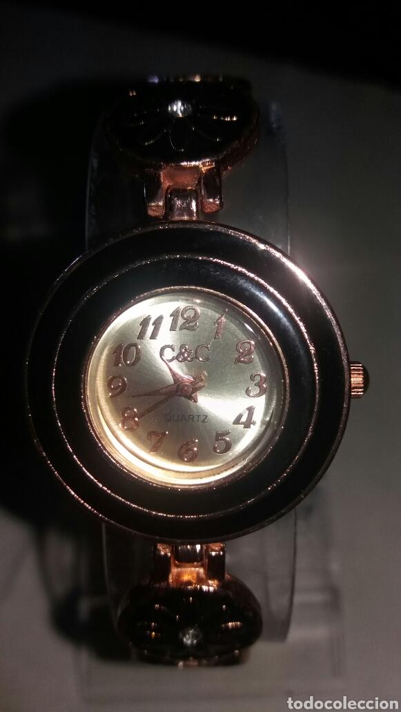 RELOJ DE SEÑORA C&C QUARTZ NUEVO (Relojes - Relojes Actuales - Otros)