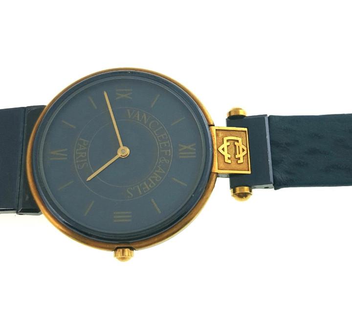 Relojes: VAN CLEEF&ARPELS MOD.LA COLLECTION -PLAQUÈ ORO 18KTS.¡¡NUEVO A ESTRENAR!! - Foto 5 - 61353365