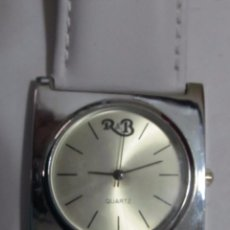 Relojes: RELOJ DE ACERO R&B DE CUARZO. Lote 108076415
