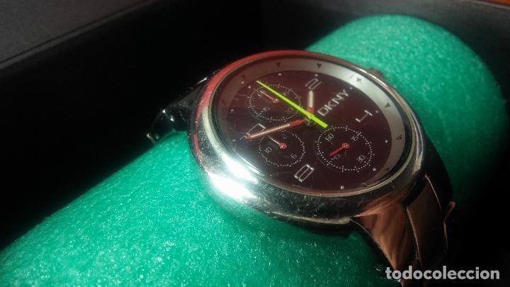 Relojes: RELOJ cronografo de caballero DKNY - Foto 4 - 108125763